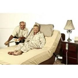 Adjustable Ensemble Bed King Single