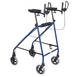 Gutter Arm Rollator - with brakes