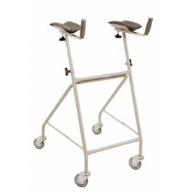 Gutter Arm Rollator - without brakes