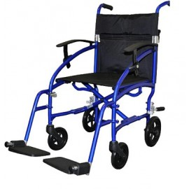 Swift Light Attendant Wheelchair